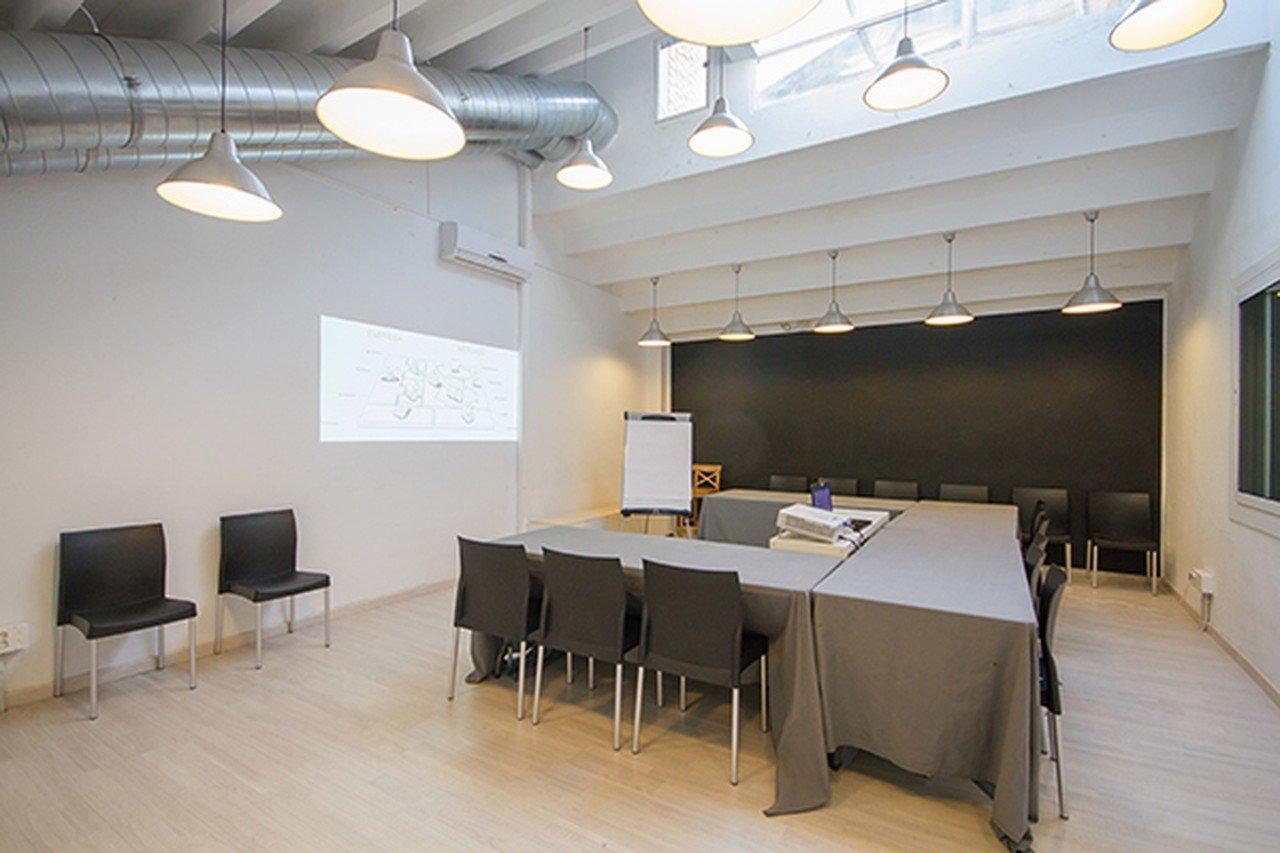 Barcelona workshop spaces Meetingraum Valkiria Hub Space - Montessori Room image 0