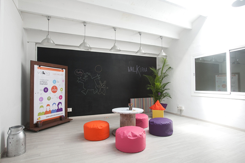 Barcelona workshop spaces Meeting room Valkiria Hub Space - Montessori Room image 2