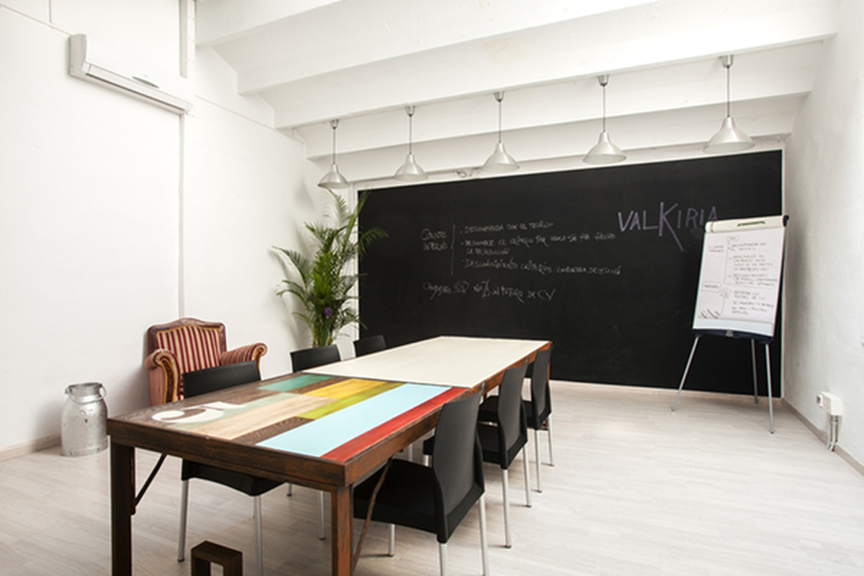 Barcelona workshop spaces Meeting room Valkiria Hub Space - Montessori Room image 1