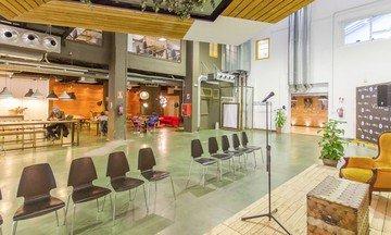 Barcelone workshop spaces Salle de réception Valkiria Hub Space - Whole Ground Floor image 11