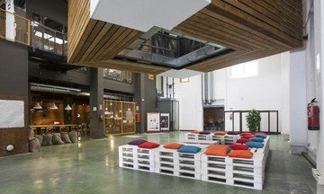 Barcelona workshop spaces Party room Valkiria Hub Space - Whole Ground Floor image 11