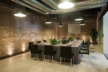 Barcelona training rooms Meetingraum Valkiria Hub Space - Auditorium image 1