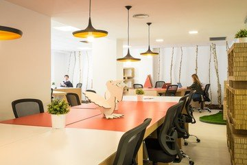 Barcelona Train station meeting rooms Meeting room Talent Garden Barcelona - Open Space image 4