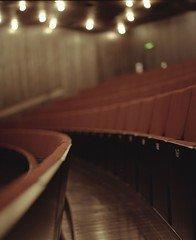 Londres workshop spaces Auditorium The Laban Building - Main Theatre image 2