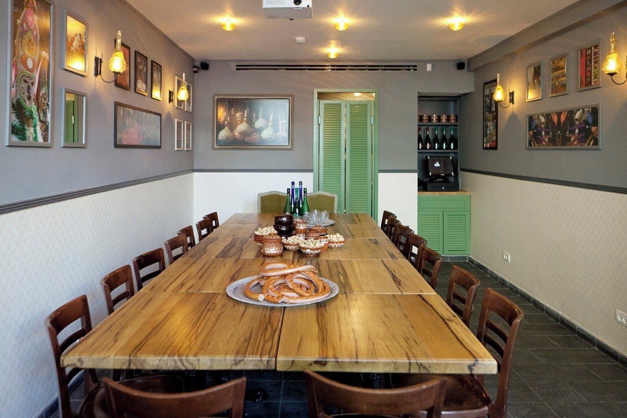 Tel Aviv corporate event spaces Restaurant Private dining room image 0