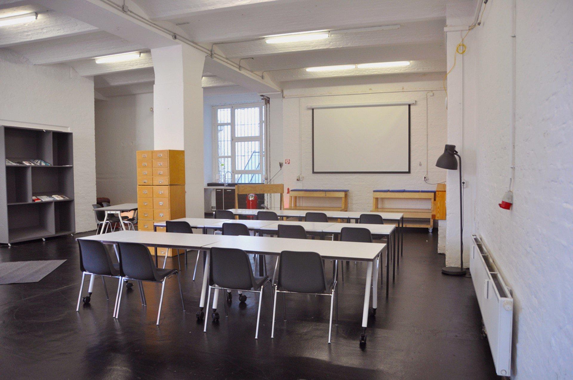 Berlin seminar rooms Meeting room betahaus - Loft image 6