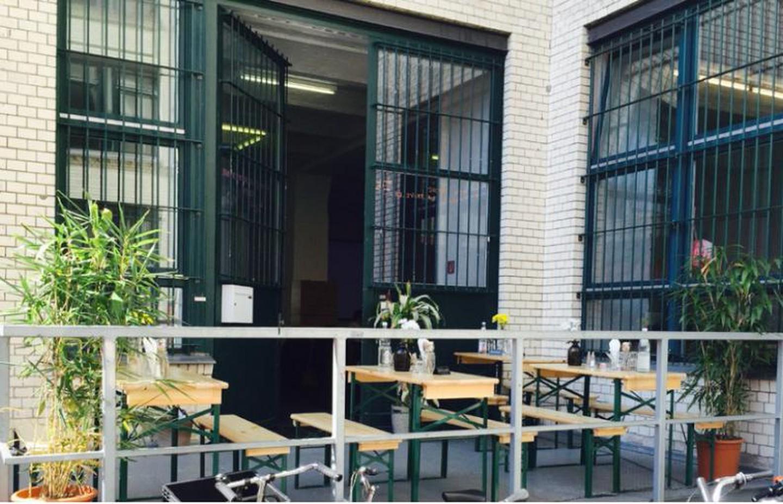 Berlin seminar rooms Meeting room betahaus - Loft image 3