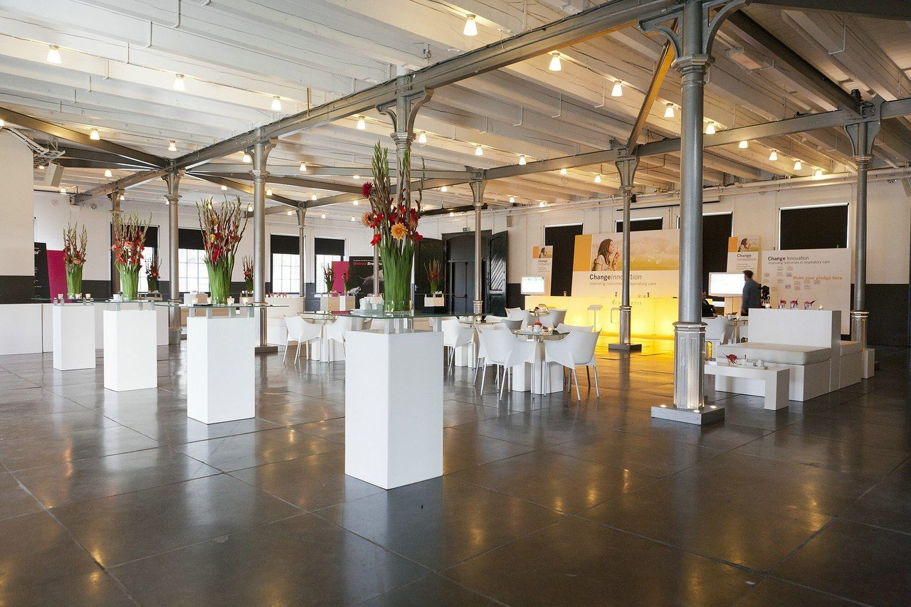 Amsterdam corporate event venues Industriegebäude Taets Art and Event Park image 41