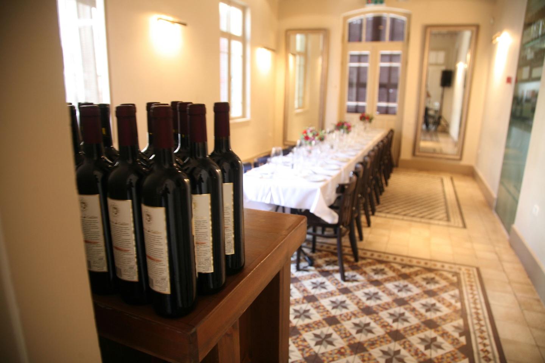 Tel Aviv seminar rooms Restaurant Hatraklin - Private room image 0