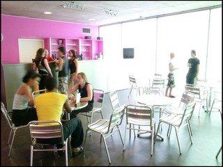 Londres corporate event venues Salle de réception The Laban Building - Foyer image 3