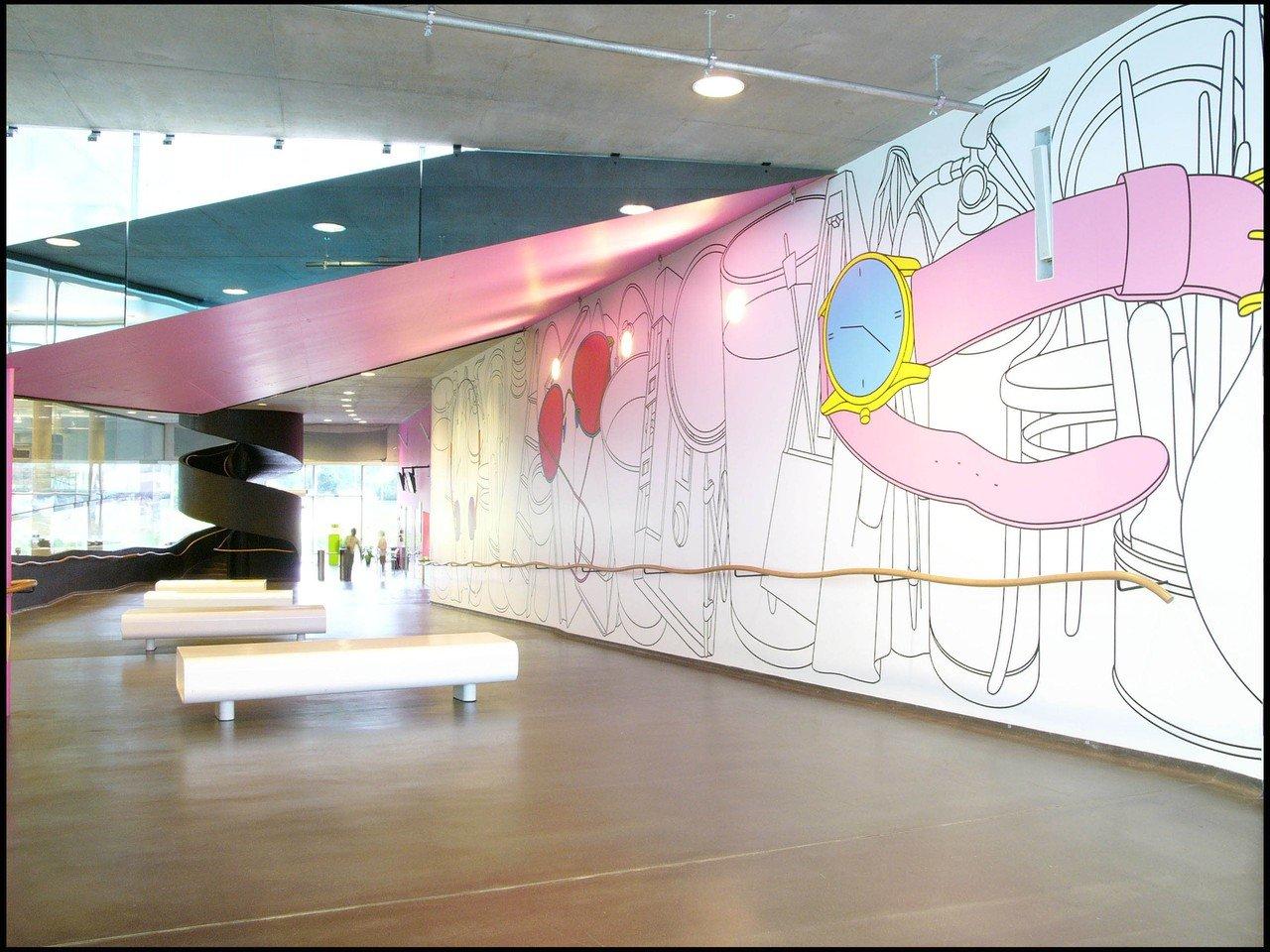 Londres corporate event venues Salle de réception The Laban Building - Foyer image 0