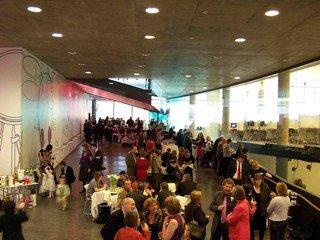 Londres corporate event venues Salle de réception The Laban Building - Foyer image 1