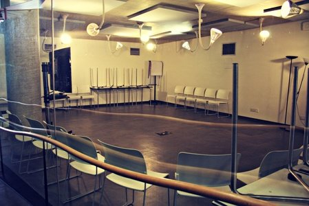 London workshop spaces Meeting room The Laban Building - Glass Meeting Room image 1