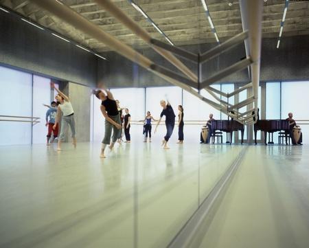 Londres workshop spaces Lieu Atypique The Laban Building - Studio 11 image 3