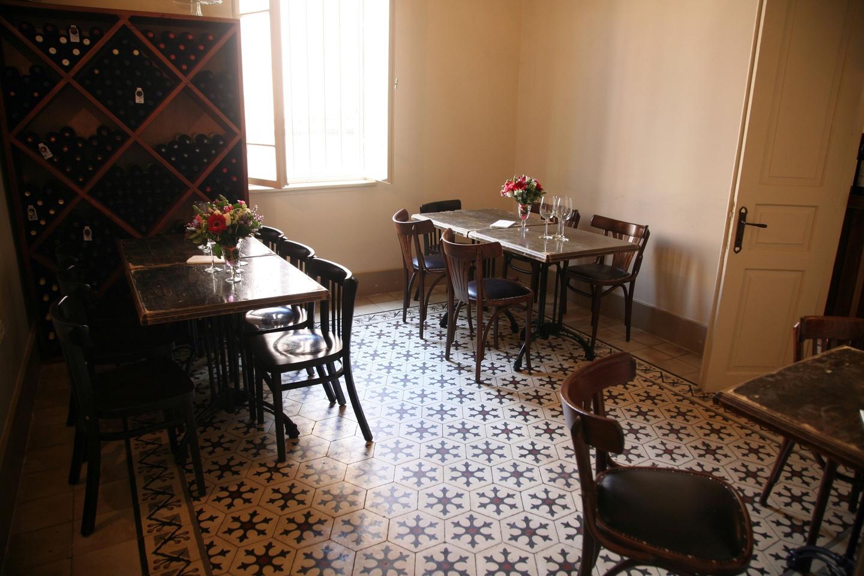 Tel Aviv corporate event venues Restaurant Hatraklin - Dining room image 0