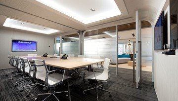 Hong Kong training rooms Meetingraum Sky Business Centre Silvercord - Meeting Room image 1