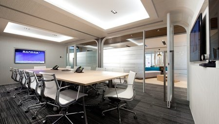 Hong Kong training rooms Salle de réunion Sky Business Centre Silvercord - Meeting Room image 1