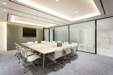 Hong Kong training rooms Meetingraum Sky Business Centre Caroline - Boardroom image 0