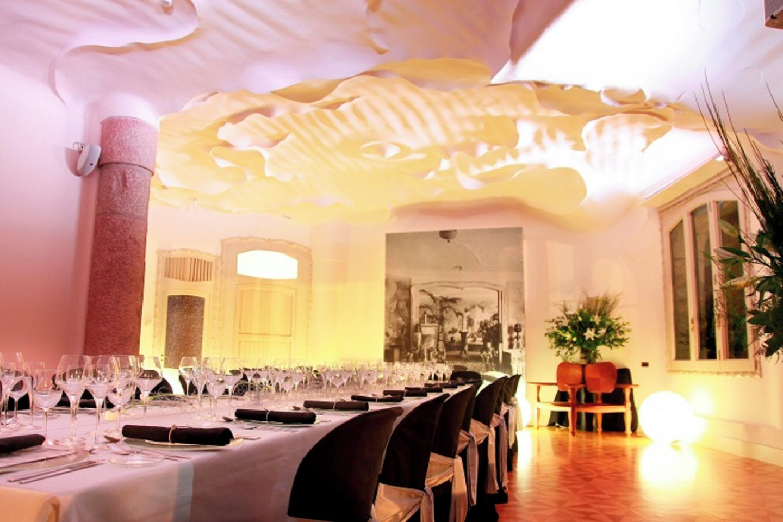 Barcelona corporate event venues Party room La Pedrera - Sala 4 Gats image 7