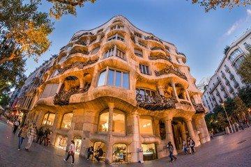 Barcelone corporate event venues Salle de réception La Pedrera - Sala Passeig de Gràcia image 1