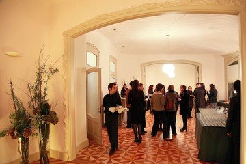 Barcelone corporate event venues Salle de réception La Pedrera - Sala Passeig de Gràcia image 3