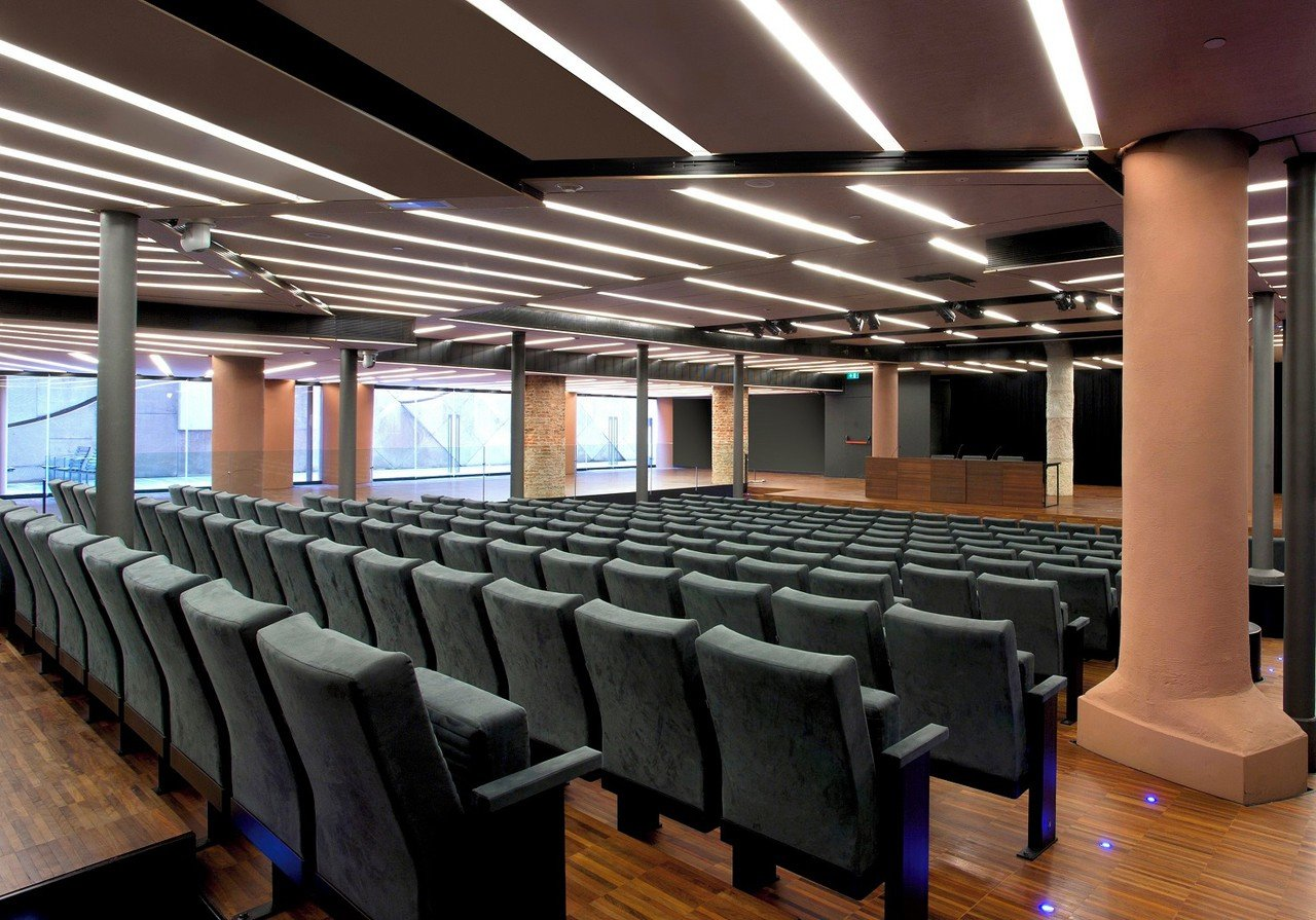 Barcelona corporate event venues Auditorium La Pedrera - Auditorium image 0