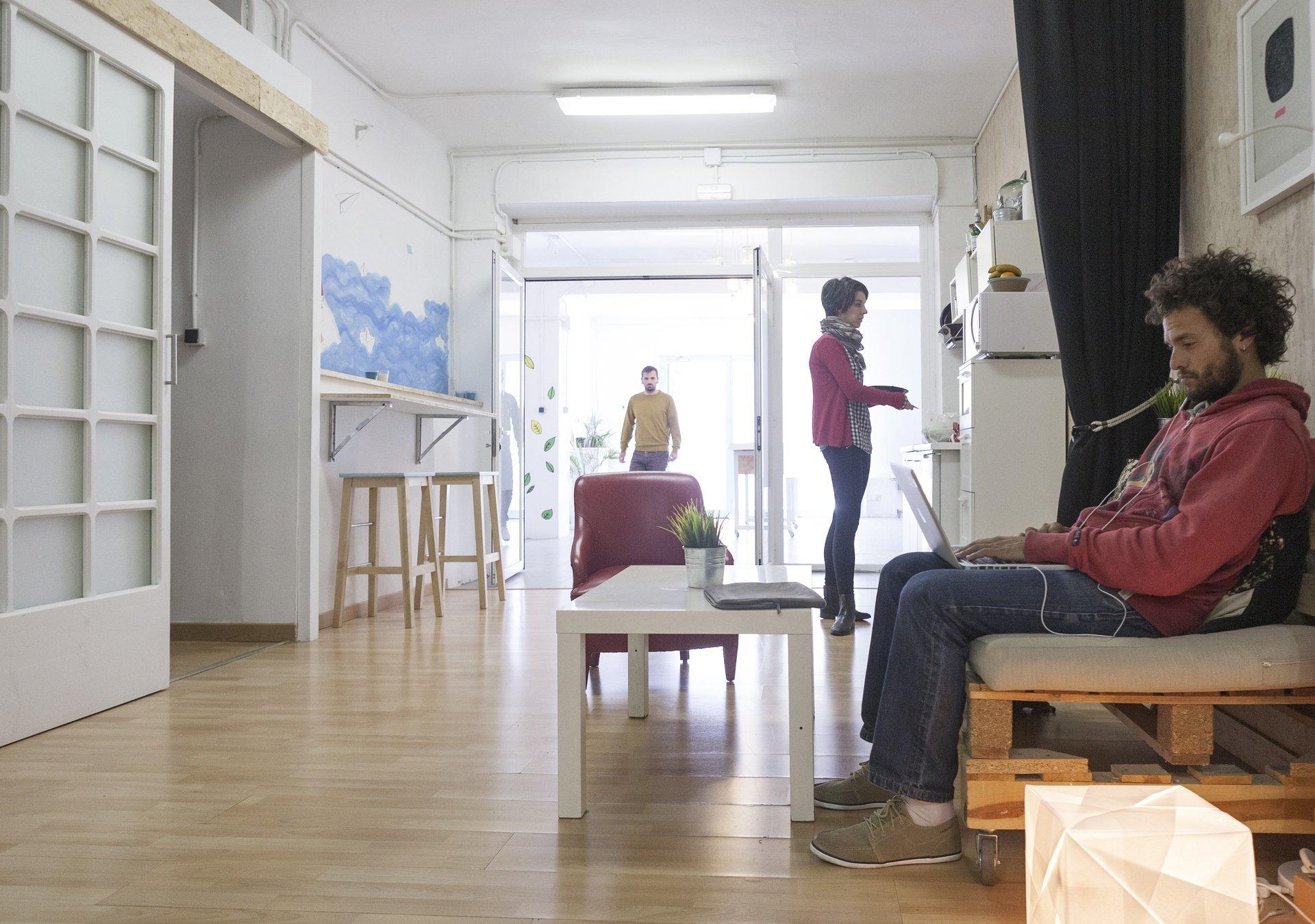 Barcelona workshop spaces Gallery Cadaver Exquisit - Large Room image 0
