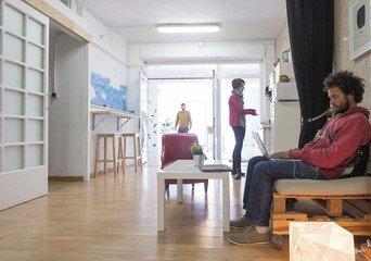 Barcelone workshop spaces Galerie d'art Cadaver Exquisit - Large Room image 0