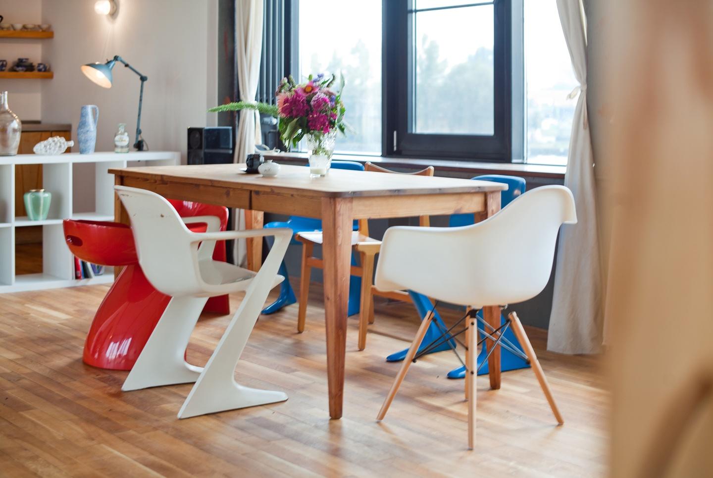 Berlin seminar rooms Lieu Atypique Kranhaus - First Floor image 0