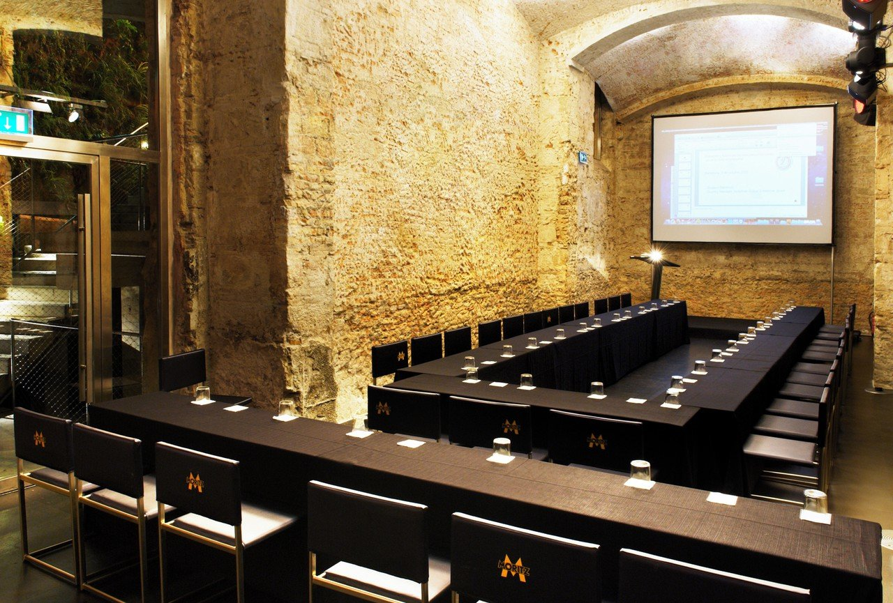Barcelona corporate event venues Partyraum Moritz Brewery - Room 39 image 0