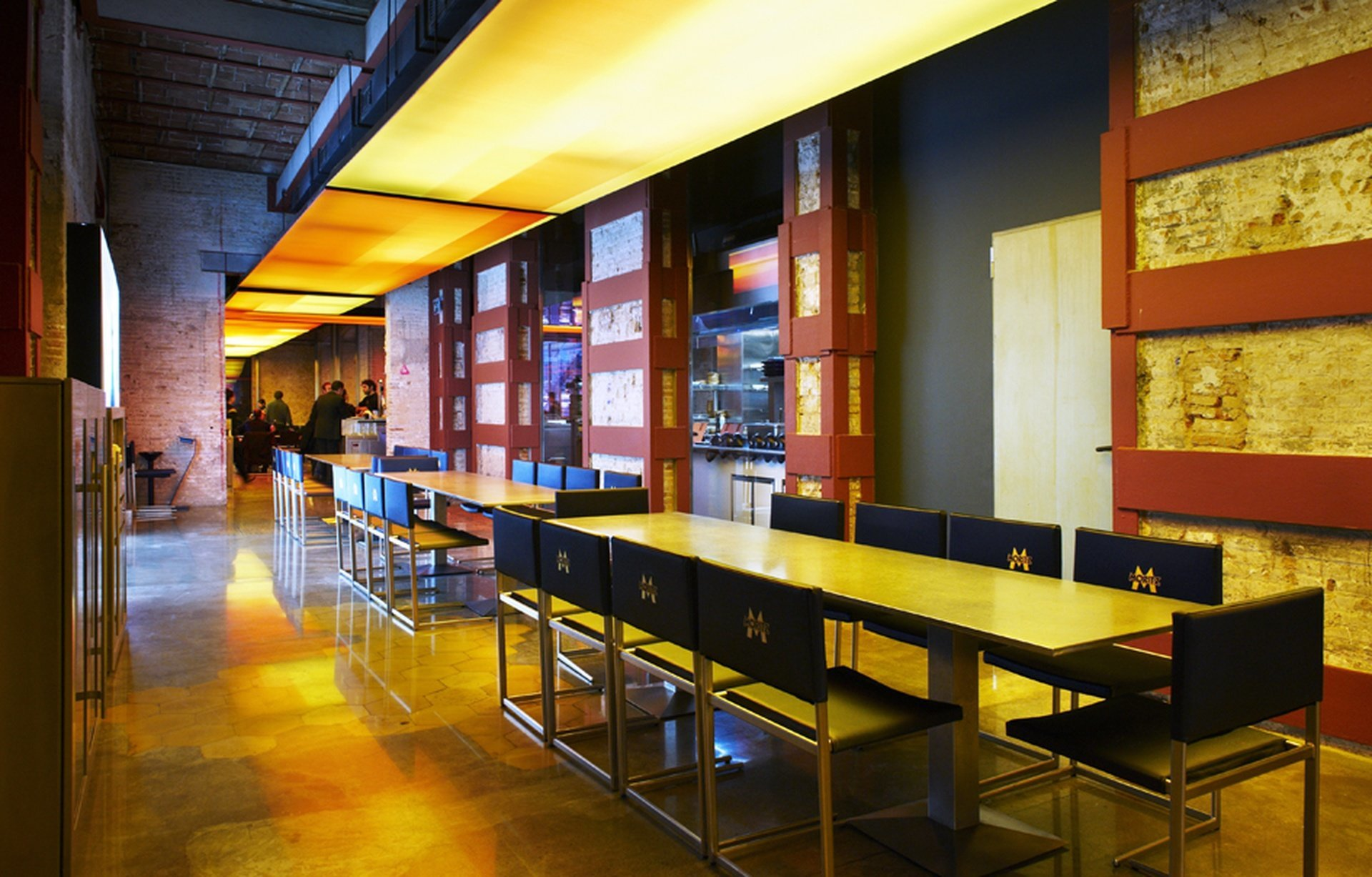 Barcelona Train station meeting rooms Restaurant Moritz Brewery - Brewery Space image 0
