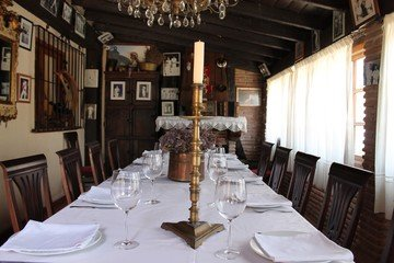 Malaga corporate event venues Restaurant Casa Navarra - San Miguel image 1