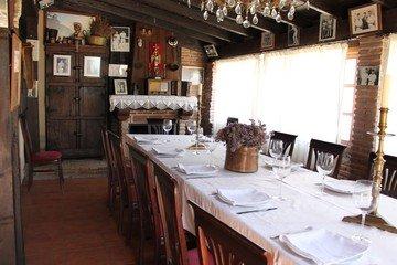 Malaga corporate event venues Restaurant Casa Navarra - San Miguel image 2