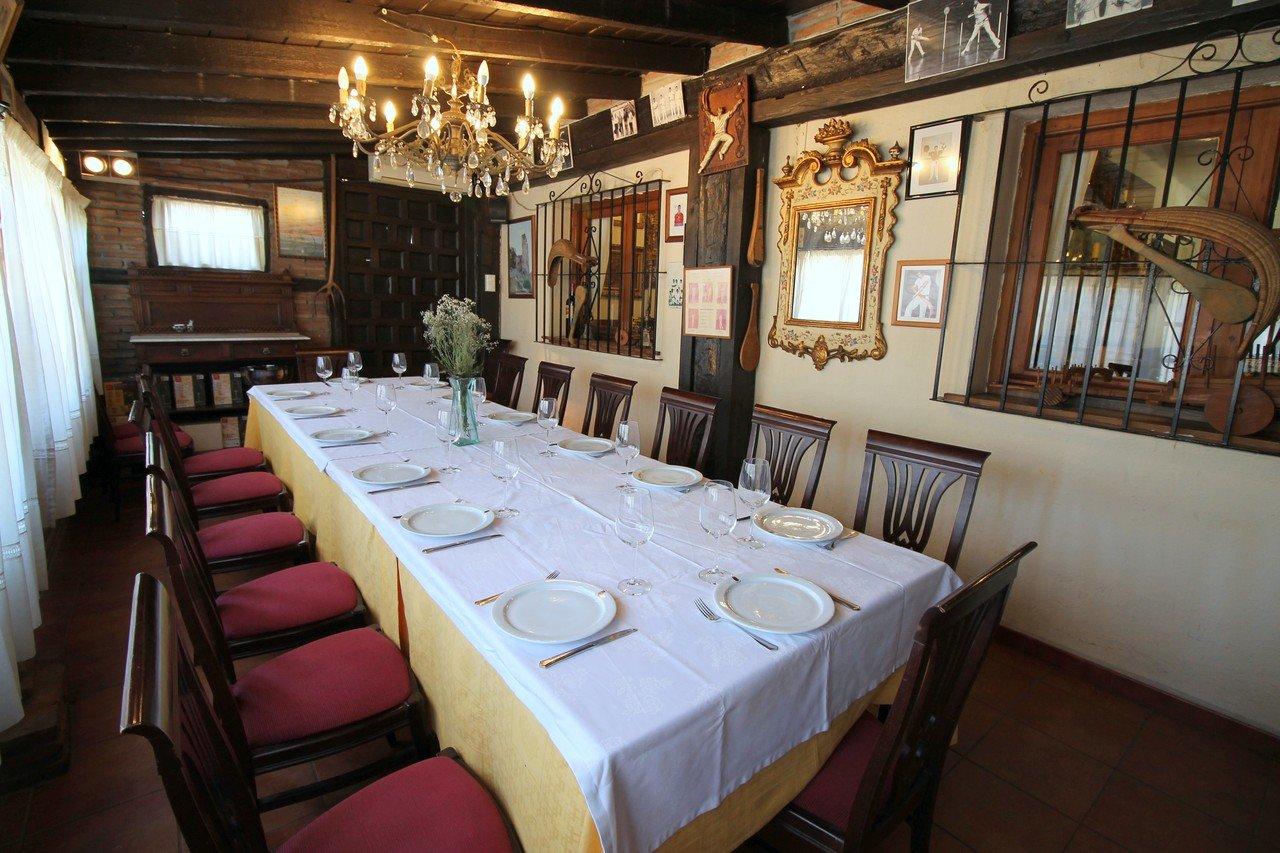 Malaga corporate event venues Restaurant Casa Navarra - San Miguel image 0