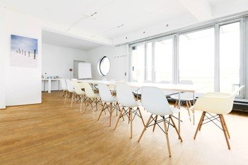 Hamburg Train station meeting rooms Coworking Space Lilienhof - Alsterblick image 1