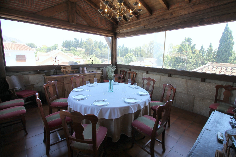 Malaga corporate event venues Restaurant Casa Navarra - Oficina image 1