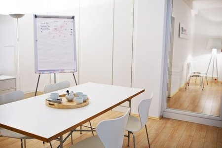 Hamburg Train station meeting rooms Espace de Coworking Lilienhof - Michel image 0
