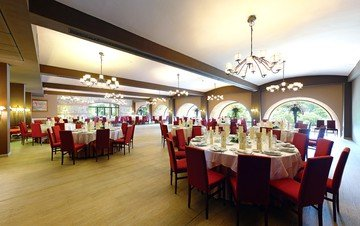 Barcelona corporate event venues Restaurant Mas Corts - Arcos image 0