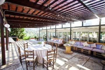 Barcelona corporate event venues Terrace Mas Corts - Terrace image 7