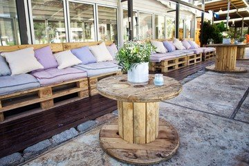Barcelona corporate event venues Terrasse Mas Corts - Terrace image 8