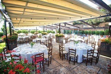 Barcelona corporate event venues Terrace Mas Corts - Terrace image 4