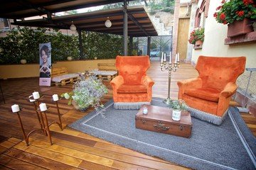 Barcelona corporate event venues Terrasse Mas Corts - Terrace image 9