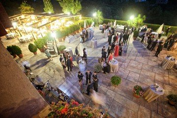 Barcelona corporate event venues Terrasse Mas Corts - Terrace image 3