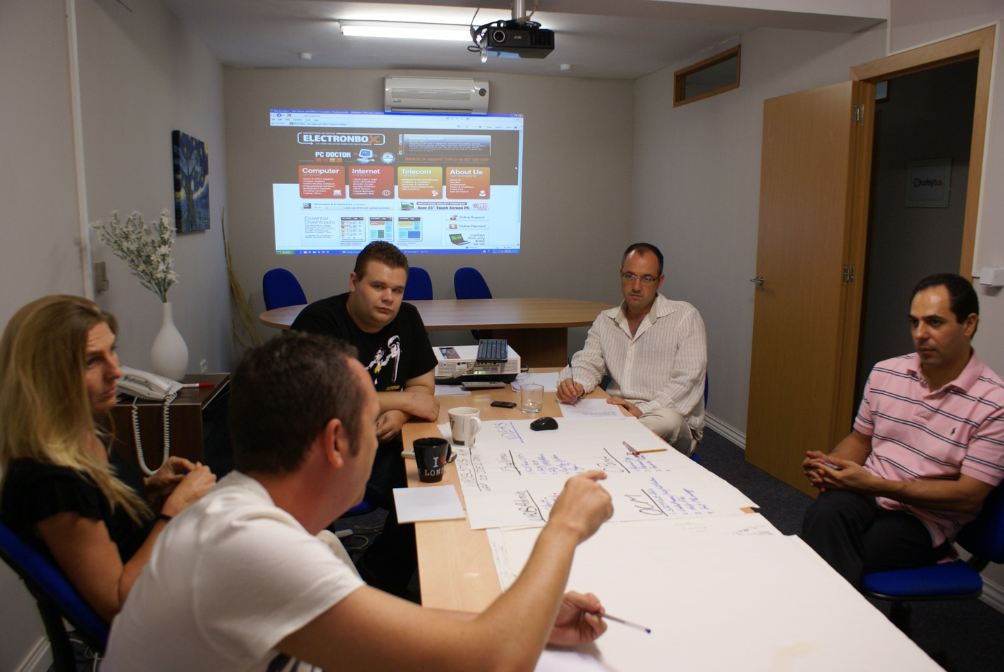Malaga training rooms Coworking Space Business Development Centre image 0