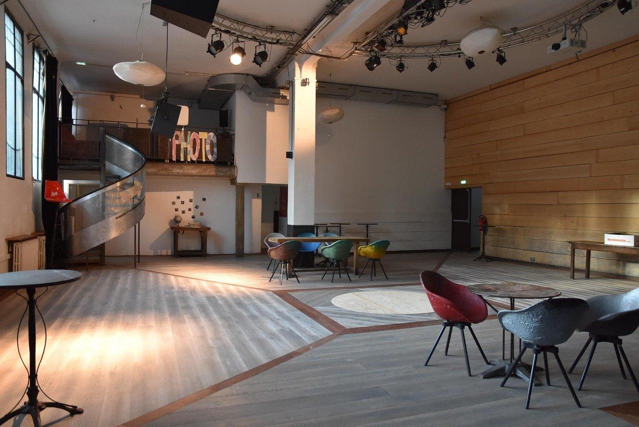 La Bellevilloise - Le Forum mieten in Paris