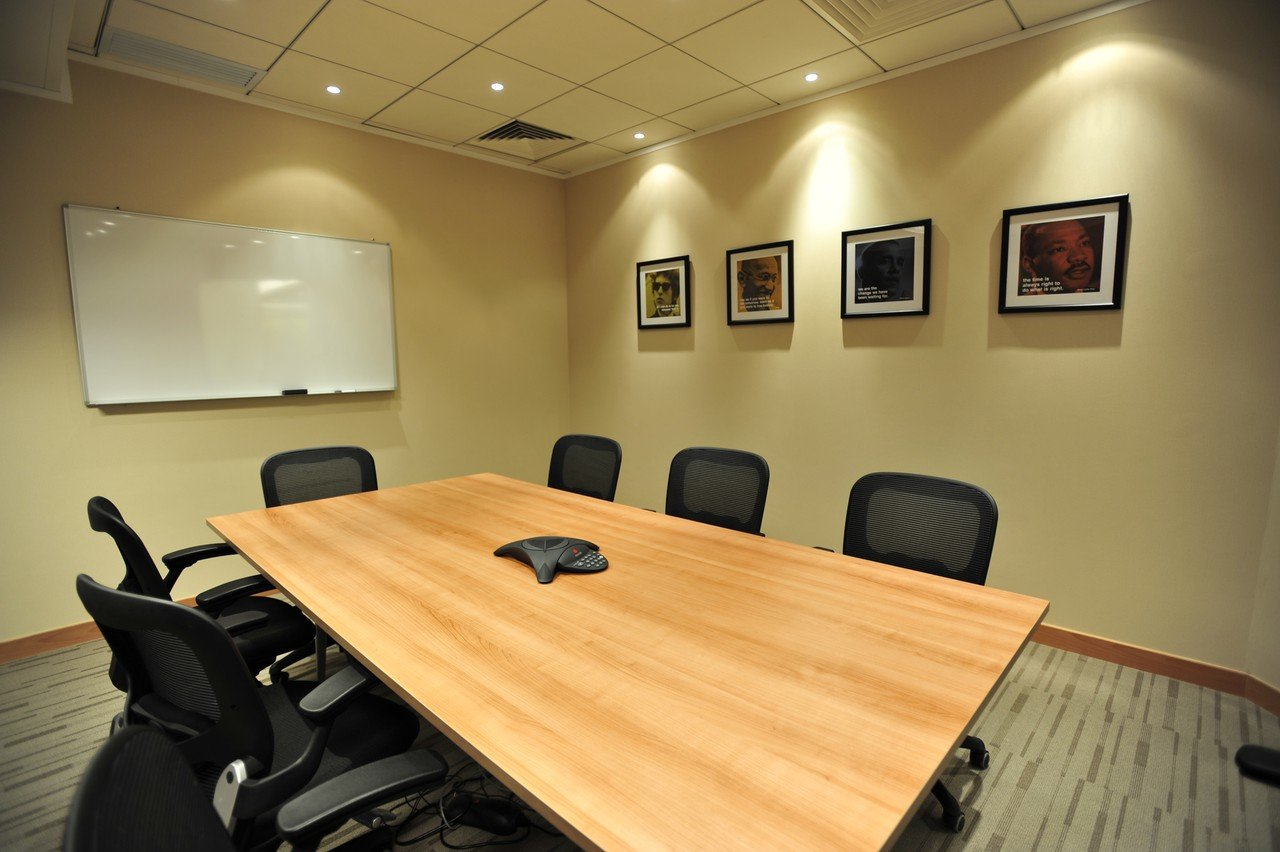 Hong Kong conference rooms Salle de réunion Jumpstart Kwun Tong - 8 Person Meeting Room image 0