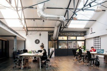 Paris workshop spaces Espace de Coworking Volumes Open Space image 8