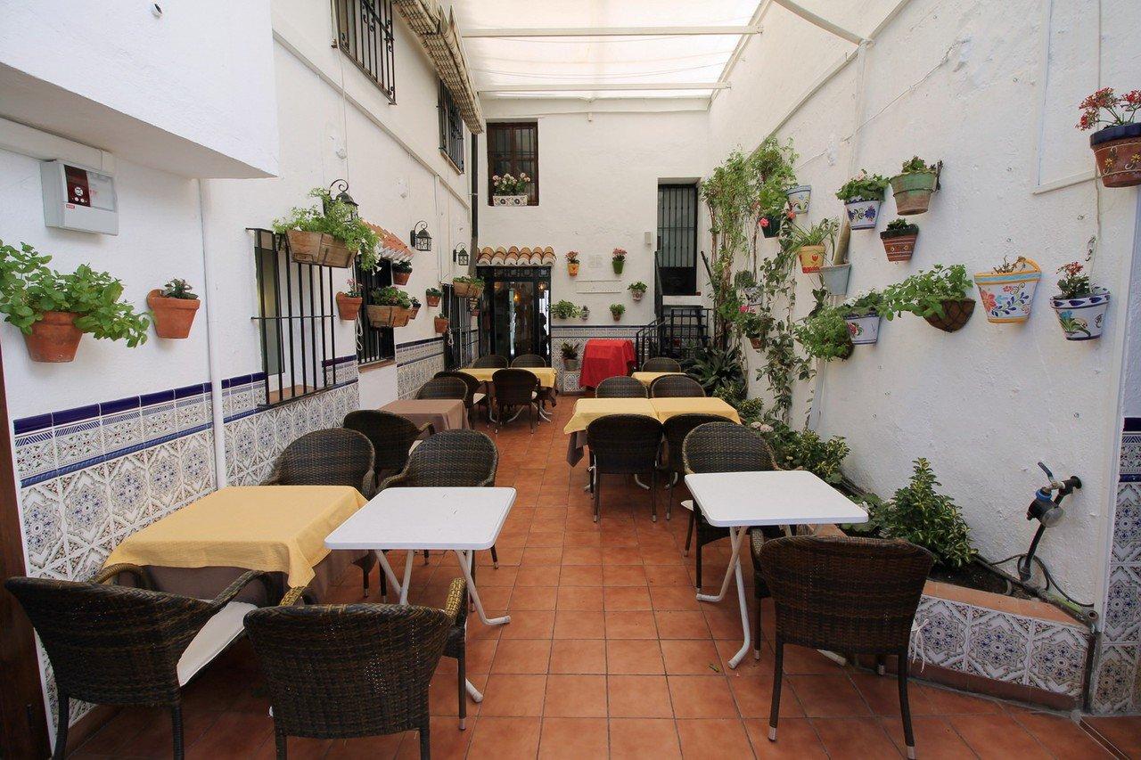 Malaga corporate event venues Patio / Cour extérieure Aroma Secret Garden - Patio image 0