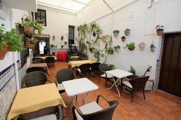 Malaga corporate event venues Courtyard Aroma Secret Garden - Patio image 1