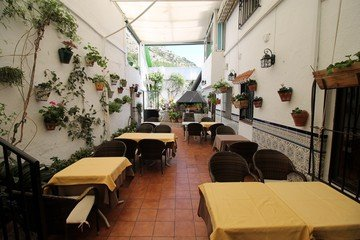 Malaga corporate event venues Courtyard Aroma Secret Garden - Patio image 2